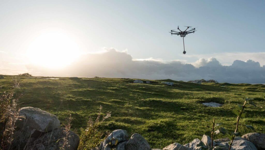360-VR-Drone-in-Action
