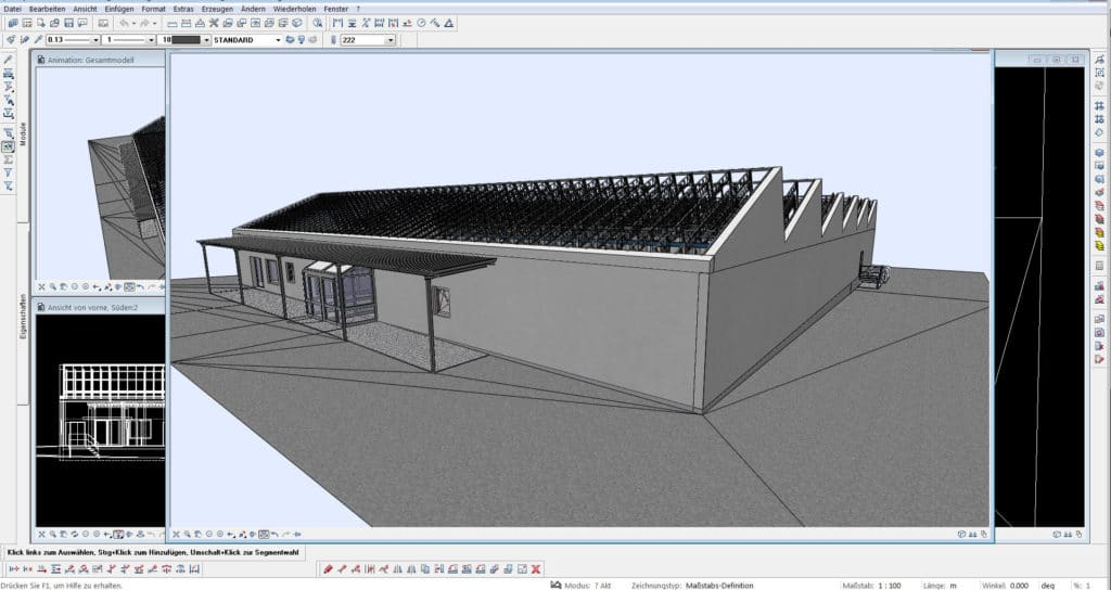 As-Build-Model-3D-Modell-CAD-Zeichnung-3D-Modellierung