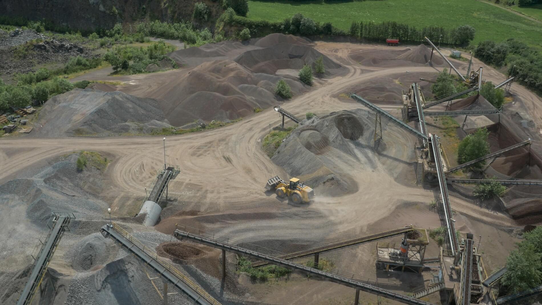 Logxon-Deponie-Halde-Grube-Vermessung