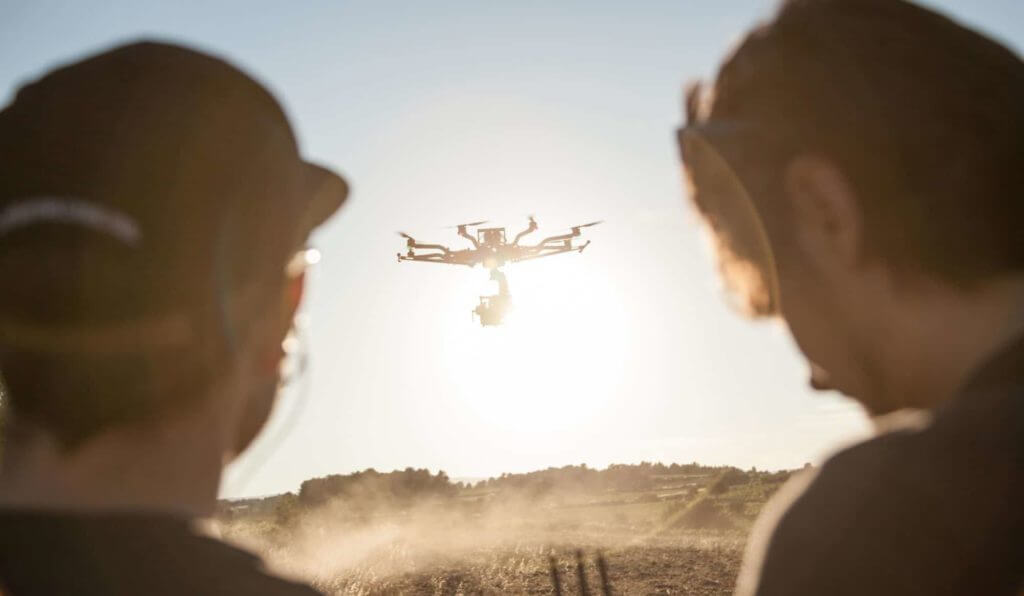 Drohnen und Wirtschaftlichkeit – Einsparen von Kosten und Ressourcen
