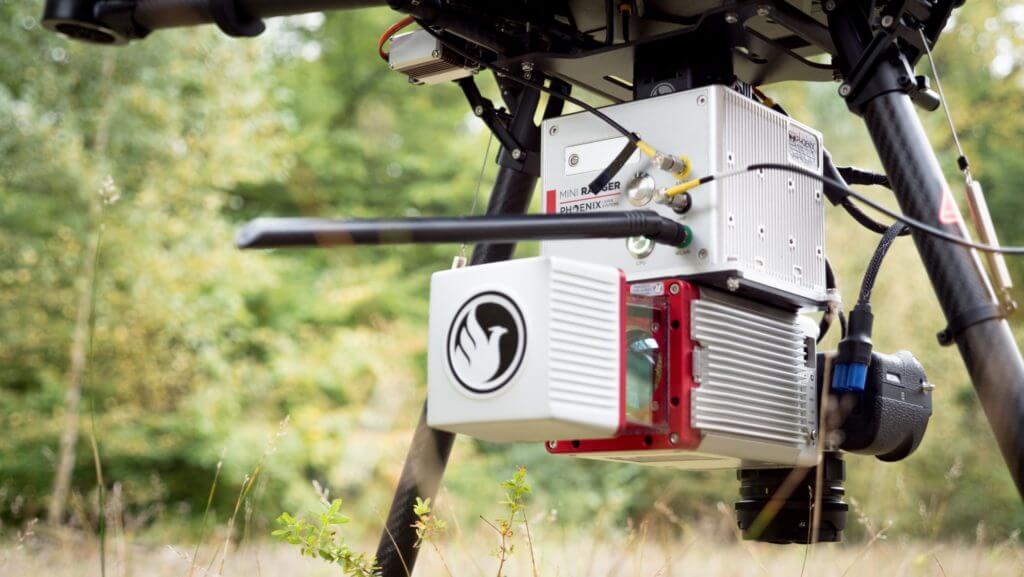 UAV Photogrammetrie und terrestrisches Laserscanning
