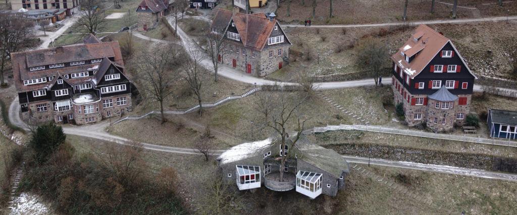 """Die 3D Baudenkmal Vermessung per Drohne im Vergleich zu konventionellen """"Alternativen"""""""