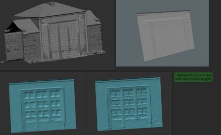 Simple-Retopology-Reprojection-Mesh-Bearbeitung-Mesh-Cleanup-Mesh-Decimation-VR-Scan-vr-scans-3d-scans-3D-Modeling-für-Virtual-Reality-VR-VFX-und-Gaming