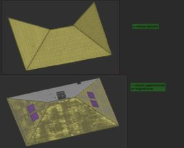 Retopology-Reprojection-Mesh-Bearbeitung-Mesh-Cleanup-Mesh-Decimation-VR-Scan-vr-scans-3d-scans-3D-Modeling-für-Virtual-Reality-VR-VFX-und-Gaming