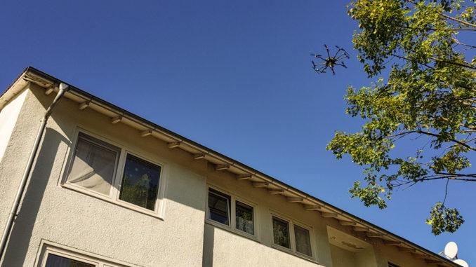 UAV-und-dotcube-Laserscanner-in-Action-LiDAR-Scan-UAV-Laserscanning-Vermessung-Nordhessen-3D-Bestandsmodellierung