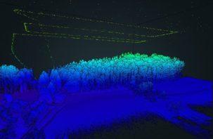 3D-Ansicht-GeoSLAM-ZEB-HORIZON-3D-mobile-Scanner-im-Viewer