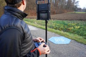 LOGXON-Ground-Control-Station-GeoSLAM-ZEB-HORIZON-3D-mobile Scanner-UAV-Laserscanning