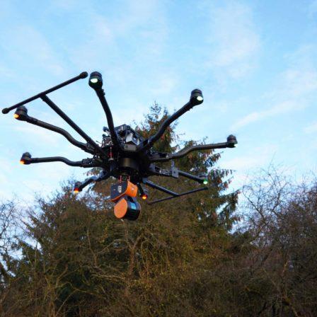 3D-Scan-Wald-Forst-Forest-Forestry-GeoSLAM-ZEB-HORIZON-3D-mobile-Scanner-UAV-Laserscanner