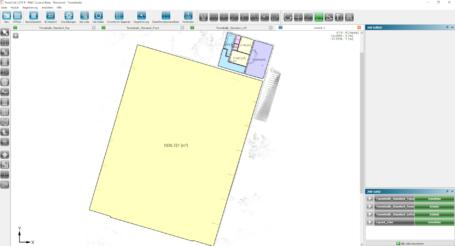 Screenshot-Modellierung-von-Raeumen-in-Pointcab-Fleachenmessungen-2D-Modellierung