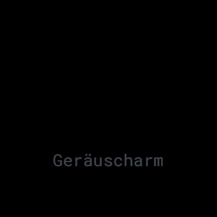 LOGXON-Icon-Text-Geraeucharn-Leise-Lautsprecher