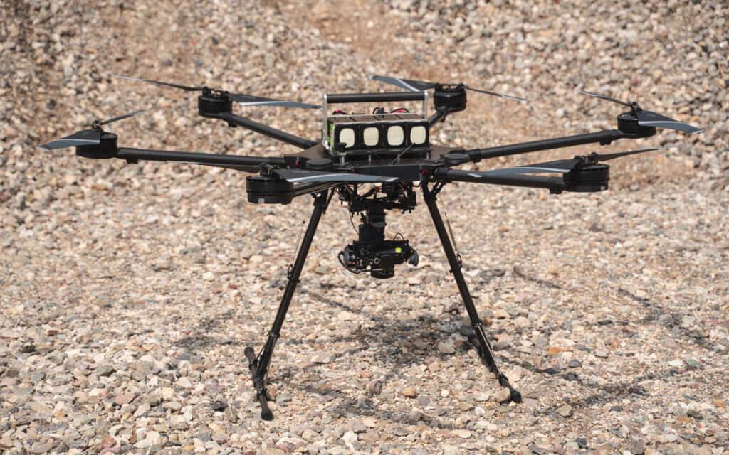 Photogrammetrie-Drohne-UAV-Hexacopter-Multicopter-LOGXON-Porter-digitale-3d-bestandsaufnahme