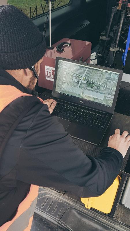 Missionsplanung-Aenderung-der-Flugmission-UGCS-Groundstation-pro-Trassenvermessung-per-Drohne-3D-Bestandsaufnahme-Bahntstrecke-Rheinland-Pfalz