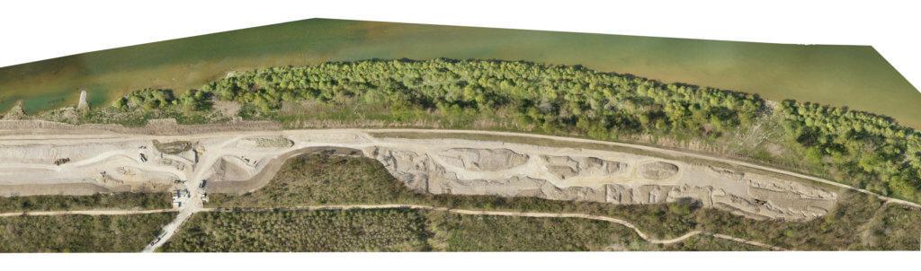 Georeferenziertes-Orthophoto-Drohne-UAV-3D-Datenerhebung-per-UAS